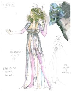 a midsummer's night dream costumes - Google Search