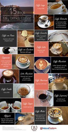 Caffe Medici sounds amazing!