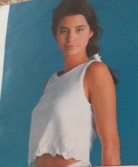 Magazine, Tank Tops, Women, Fashion, Moda, Halter Tops, Fashion Styles, Magazines, Fashion Illustrations
