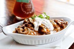 The city's best goulash #comfortfood
