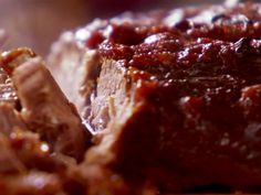 Tangy Tomato Brisket Recipe : Ree Drummond : Food Network - FoodNetwork.com
