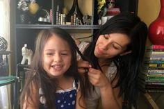 Cómo establecer una rutina de belleza para tu hija - Blog de BabyCenter #NoMoreTangles