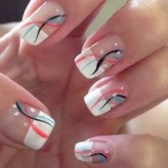 nail designs for gel nails 2014