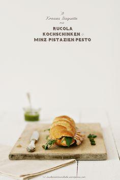 Food / http://zuckerzimtundliebe.files.wordpress.com/2012/03/pestobaguette41.jpg — Designspiration