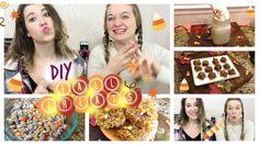 Easy DIY Fall + Thanksgiving Treats! #treats #fall #thanksgivingtreats #quick #easy #snacks #fallsnacks
