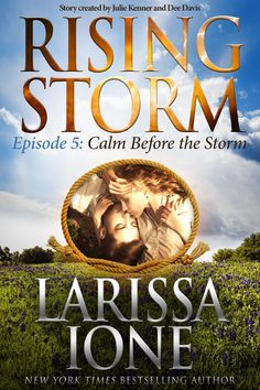 Interview: Larissa Ione, author of 'Calm Before the Storm,' episode 5 in Rising Storm series Gay Romance, Fantasy Romance, Historical Romance, Historical Fiction, Romance Books, Rising Storm, Book Review Blogs, Calm Before The Storm, Paranormal Romance
