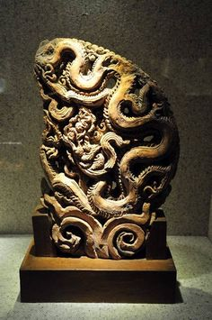 Dragons on Vietnamese antiquities : Dragon in architecture of the Ly Dynasty, 11th-13th centuries
