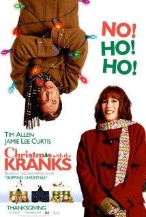 """Christmas with the Kranks Directed by Joe Roth. With Tim Allen, Jamie Lee Curtis, Dan Aykroyd, M. Based on the John Grisham novel, """"Skipping Christmas"""" Best Holiday Movies, Great Christmas Movies, Xmas Movies, Christmas Shows, Movies To Watch, Good Movies, Christmas Classics, Christmas Time, Awesome Movies"""