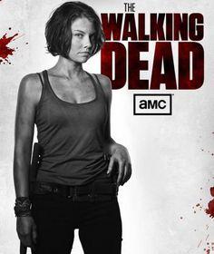 lauren cohan walking dead photos | The Walking Dead saison 3 : La jolie brune de l'équipe Rick | melty ...