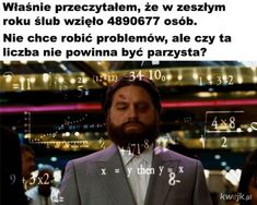 Very Funny Memes, Haha Funny, Lol, Memes Humor, Polish Memes, Some Quotes, Meme Faces, Funny Stories, Best Memes