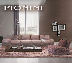 Tutto Pelle- muebles de tapizados 100% en piel genuina