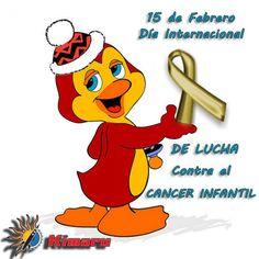 Día Mundial contra el Cancer Infantil