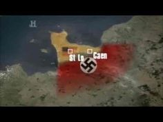 WW2: Breakout from Normandy (Operation Cobra) - YouTube