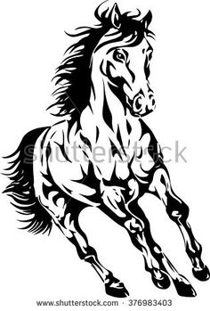Resultado de imagem para draft horse head silhouette Horseshoe Art, Horse Drawings, Gourd Art, Stencil Art, Silhouette Vector, Horse Head, Pyrography, Pattern Art, Line Drawing