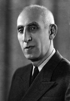 Mohammad Mosaddegh was the democratically elected Prime Minister of Iran until his government was overthrown in 1953 in a coup d'état orchestrated by the United Kingdom and the United States.