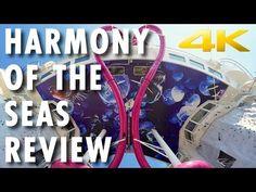 Harmony of the Seas Tour & Review ~ Royal Caribbean International ~ Crui...