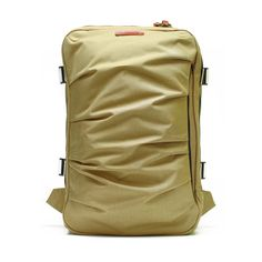"YUMC 15.6"" Haight Urban Expandable Wrinkle Design Backpack Bag"