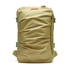 "YUMC 15.6"" Haight Urban Expandable Wrinkle Design Backpack Bag"