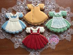 Vintage Girl's Dresses - cookie by La Shay by Ferda Ozcan