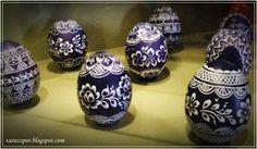 Varázspor: Karcolt hímes tojások