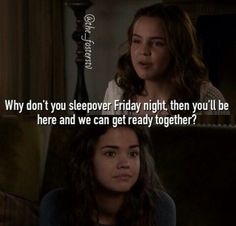 ~the fosters