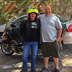 Eduardo es el nuevo dueño feliz de mi KLT 1200 de @motorradgdl  Se va ahora mismo hasta Mazatlán con ella