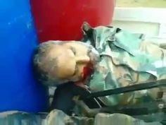 The Free Syrian Army is killing a number of Assad thugs in Dara'a and sending them to the hell- Syria, Army, Number, Youtube, Gi Joe, Military, Youtubers, Youtube Movies