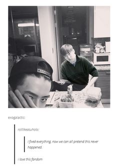 "omg haha *I didn't understand, so I hit *right click* ""Search Google for this image,"" found a tumblr post on it, went to the original post, saw the tag ""Someone delete Sehun's Instagram,"" looked up ""Sehun Instagram,"" scrolled down in Google images, and yehet. Found it."