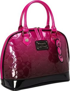 Loungefly Hello Kitty Pink Ombre Embossed Bag Pink - via eBags.com! 91d88db92bf12