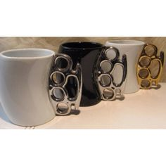 Fuck you, mornings. Brass Knuckles, We Get Married, Coffee Addiction, Mornings, Cart, Mugs, Future, Cool Stuff, My Love