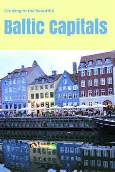 My cruise to the Baltic Capitals with NCL was one of the best cruises I've ever taken. Visiting fairytale ports like Tallinn, Helsinki, Copenhagen, Berlin, St. Petersburg, and Stockholm, who could go wrong?