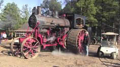 Steam Plowing
