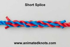 Tutorial on Short Splice Tying  http://www.animatedknots.com/spliceshort/index.php?Categ=splicing=LogoGrog.jpg=www.animatedknots.com