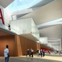 Arch2o Shijiazhuang International Exhibition and Convention Center  Woods Bagot - 3