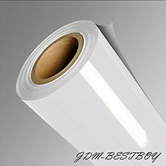 """36""""x60"""" Gloss White Vinyl Wrap Sticker Decal Sheet Film Bubble Free Grade Car - Brought to you by Avarsha.com"""