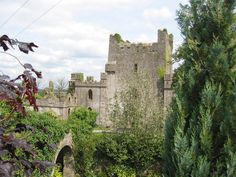 Leap Castle, Offaly, Ireland  very haunted