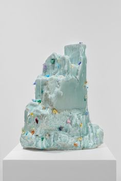 Yin Xiuzhen, 'Ceremonial Instruments No. porcelain, used clothes, 31 x 24 x 49 cm. Image courtesy the artist and Pace Hong Kong. Spirituality, history and rituals Abstract Sculpture, Sculpture Art, Contemporary Ceramics, Contemporary Art, Korean Art, Heart Art, Installation Art, Ceramic Art, New Art