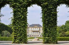 Beautiful Musée Rodin in Paris, France