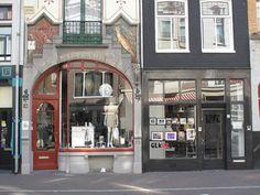 Shop front, Amsterdam
