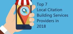 Top 7 #Local #Citation #Building #Services #Providers For #USA #Canada #UK & #Australia- Local business listings or local business citations have a major role in improving your online business local search visibility on different search engines like Google, Yahoo and Bing.