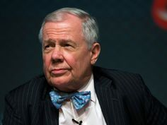 """Jim Rogers, chairman of Rogers Holdings: """"It is remarkable how many people mistake a bull market for brains."""""""
