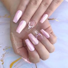 Nail Designs nail designs for fall nail designs for summer gel nail designs New Years Nail Designs, Cute Nail Art Designs, Red Nail Designs, Simple Nail Designs, Acrylic Nail Designs, Acrylic Nails, Marble Nails, Shiny Nails, Chrome Nails