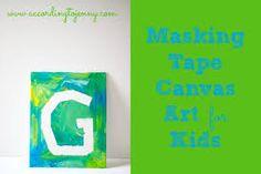 Image result for kids canvas art