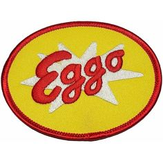 Stranger Things Eggo Waffles 3 Inch Wide Embroidered Iron On Patch Cute Patches, Pin And Patches, Sew On Patches, Iron On Patches, Stranger Things Tv Series, Stranger Things Pins, Stranger Things Patches, Embroidery Patches, Embroidered Patch