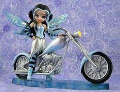 Fairly on a Bike :)