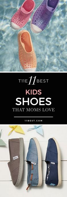 The 11 Best Kids Shoes