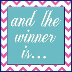 and the winner is... SparkleWithJennifer.OrigamiOwl.com