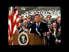 President Kennedy's Famous Speech on the Space Race (Rice University, Sept. 12, 1962)