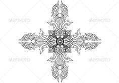 Thai Pattern  #GraphicRiver         Thai basic ornament vector can be apply for tattoo ,pattern or background     Created: 6March13 GraphicsFilesIncluded: JPGImage #VectorEPS Layered: Yes MinimumAdobeCSVersion: CS Tags: abstract #ancient #antique #art #artistic #asia #background #beautiful #culture #decor #decoration #design #detail #element #floral #flower #graphic #history #line #old #pattern #shape #siam #style #symbol #tattoo #thai #thailand #traditional #wallpaper