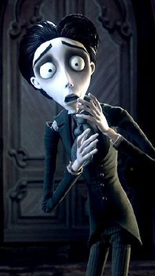 What Tim Burton Character are you? | Victor.